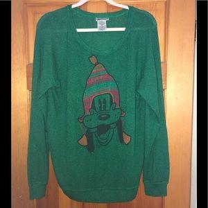 Disney Parks Goofy Sweater